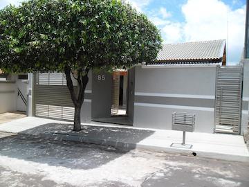Casa ,Rua Ricardo Capeletto Rugero, 85,110,61 m²
